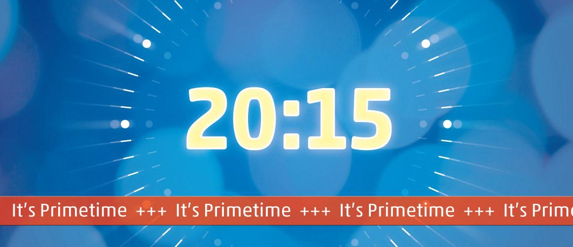 20:15 It's Primetime