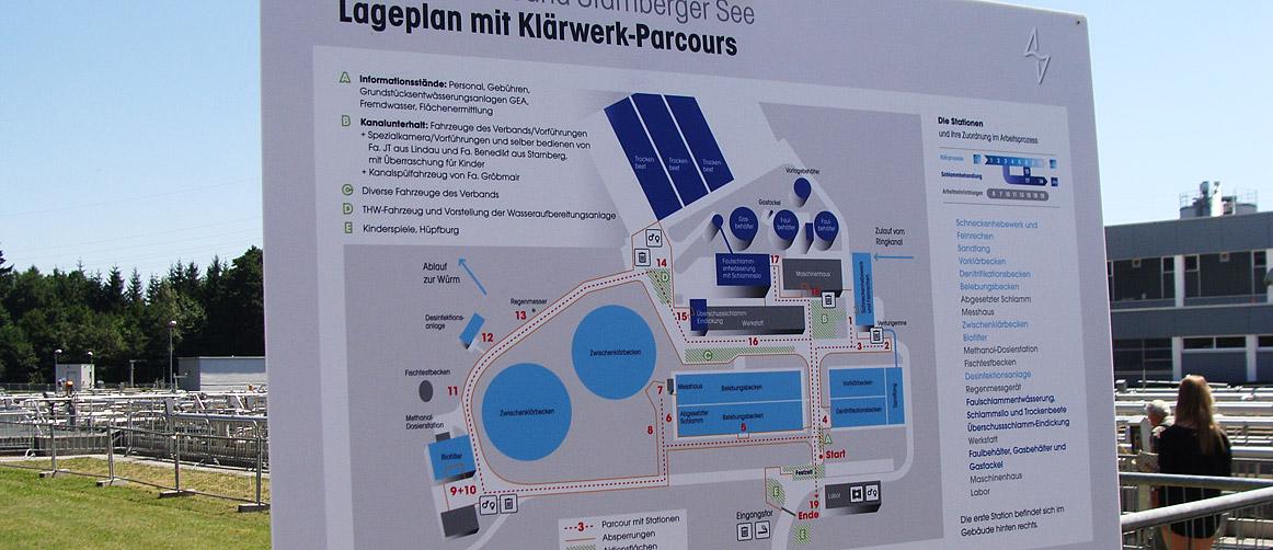 Jubiläumsfest Abwasserverband Starnberger See