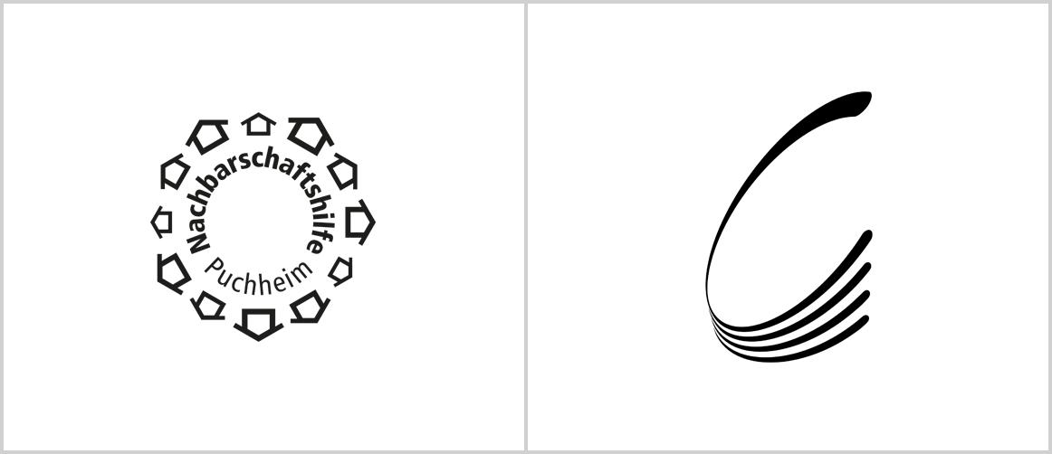 Logo-Review: Nachbarschaftshilfe Puchheim, Cervision