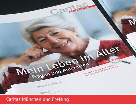 Caritas München und Freising