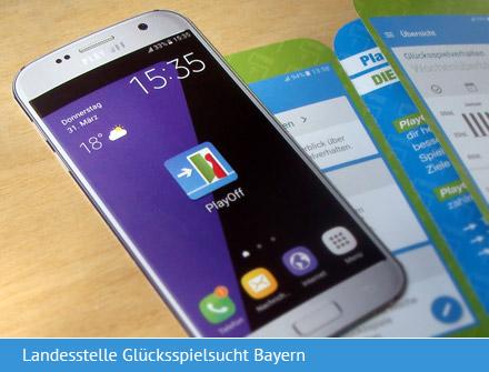 Landesteile Glücksspielsucht in Bayern