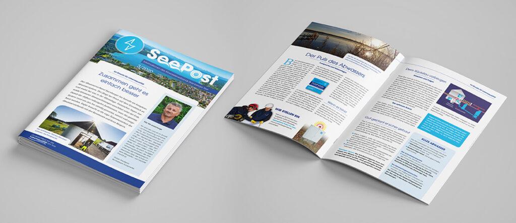 SeePost Newsletter Abwasserverband Starnberger See Ausgabe 3/20